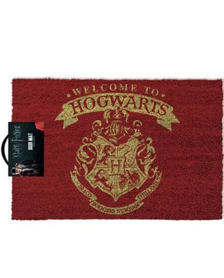 Tapis, Paillasson Welcome to Hogwarts Harry Potter