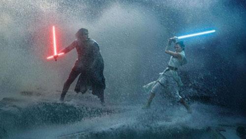 Les personnages de la saga Star Wars