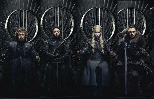 Les familles dans Game of Thrones