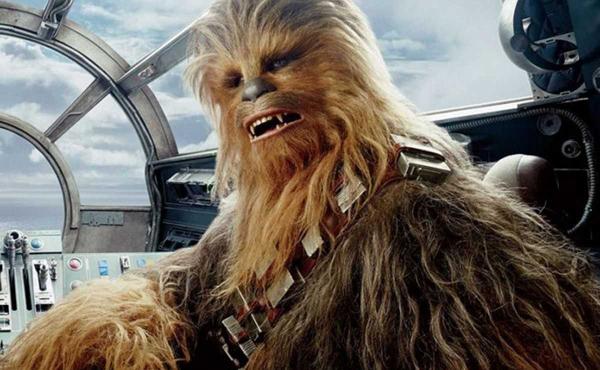 Chewbacca dans Star Wars