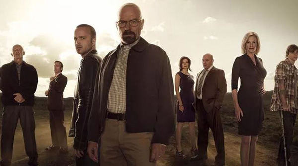 Les personnages de Breaking Bad