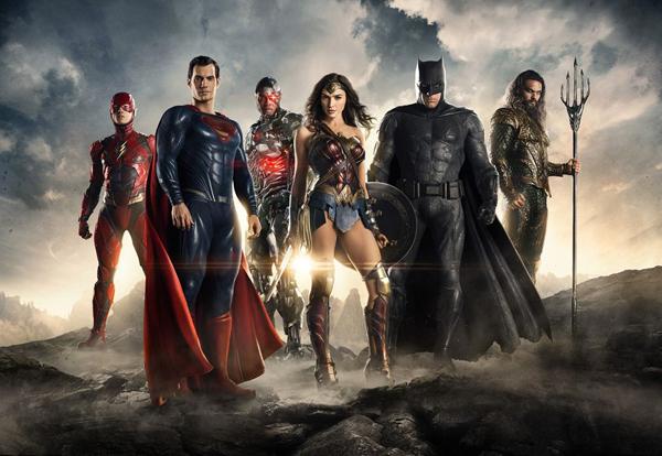 Flash et la Justice League