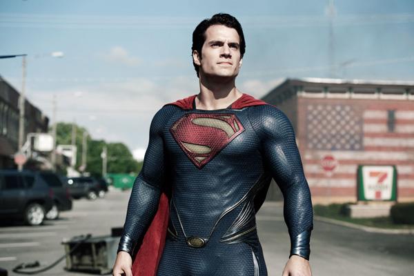 Henry Cavill en Superman