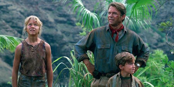 Anecdote de la saga Jurassic Park