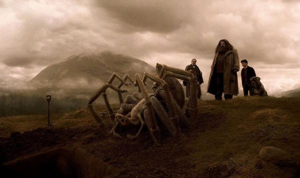 Aragog dans Harry Potter