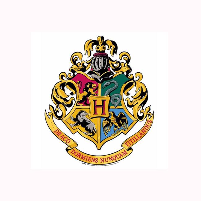 Les 4 maisons dans Harry Potter