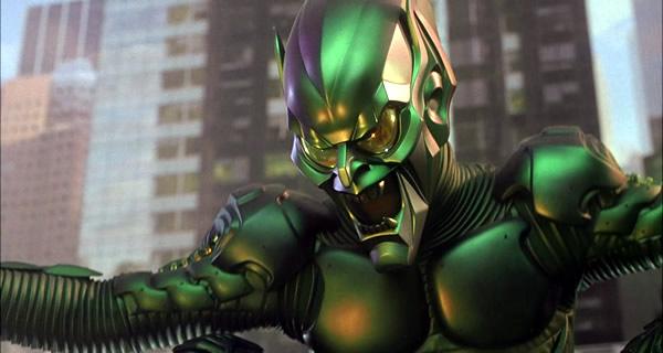 Le bouffon vert dans Spiderman
