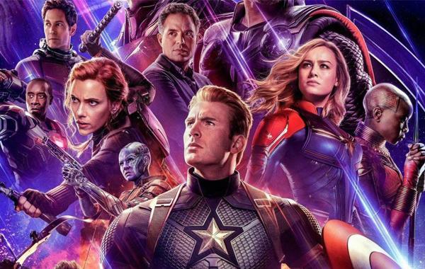 L'équipe des Avengers de Marvel