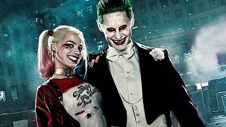 Le Joker et Harley Quinn