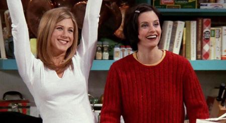 Friends, une série humoristique