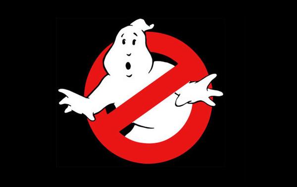 Logo de Ghostbusters ou Sos Fantômes