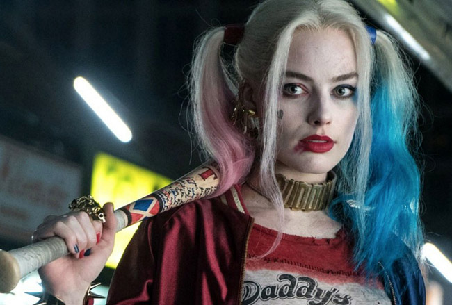 Portrait d'Harley Quinn