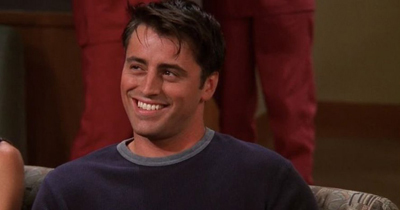 Joey Tribbiani dans Friends