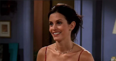 Monica Geller dans Friends