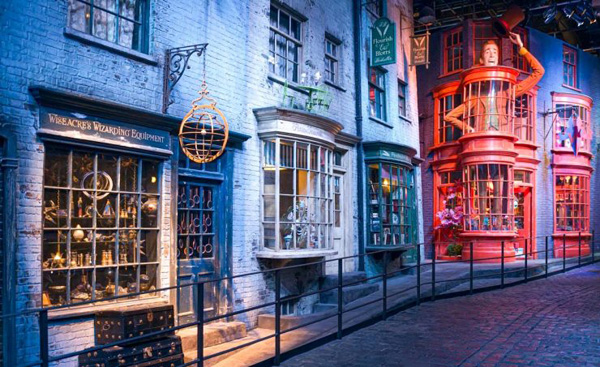 Musée Harry Potter à Londres
