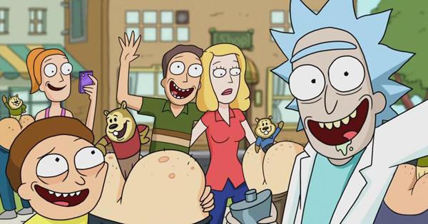Les personnages inctournables dans Rick et Morty