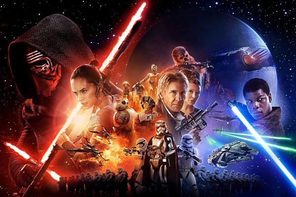 Les films cultes Star Wars
