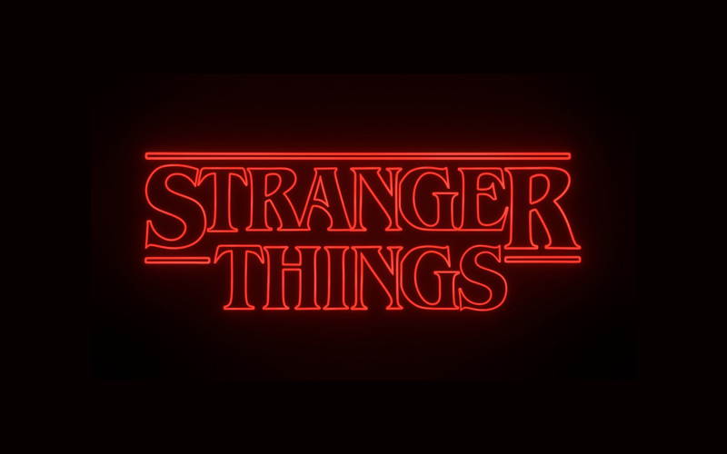 La série Stranger Things