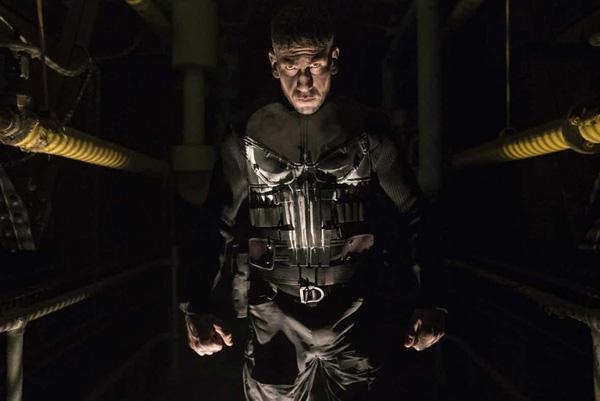 La série The Punisher sur Netflix
