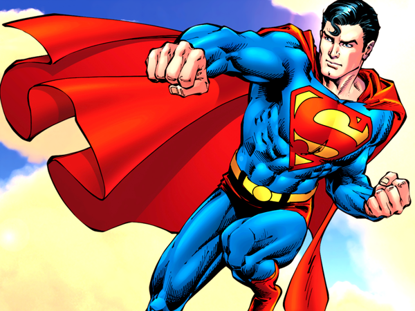 Superman, super-héros DC Comics