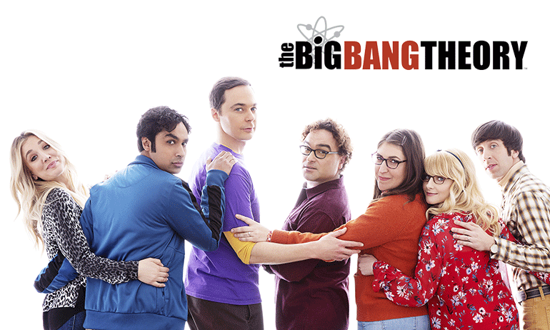 Les personnages de Big Bang Theory