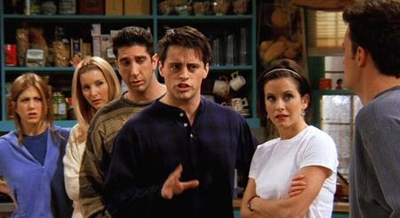 Les personnages attachants de Friends