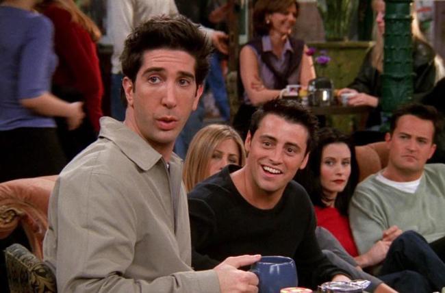 L'univers de la série Friends