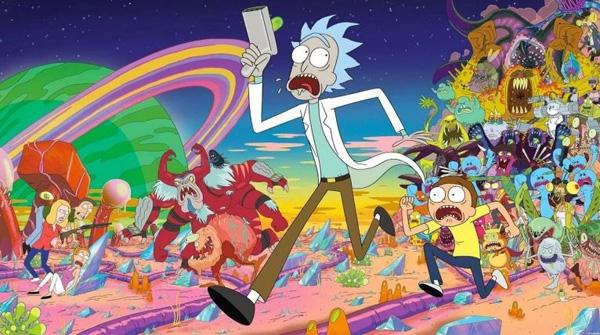 L'univers déjanté de Rick et Morty