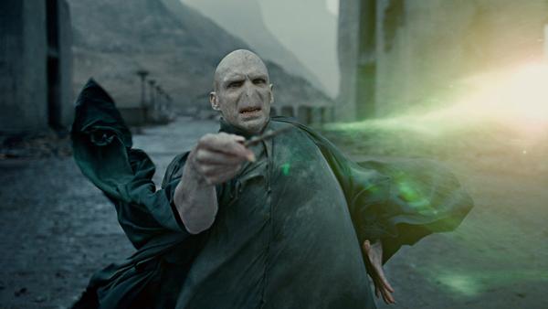 Voldemort dans Harry Potter